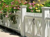 Декоративный забор — 115 фото ограждений и примеры необычного украшения участка ограждением