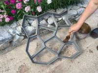 Формы для тротуарной плитки: виды, материалы, инструменты и лучшие современные формы (130 фото)