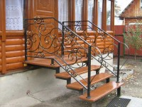 Крыльцо — 115 фото стильного оформления и этапы постройки крыльца для частного дома