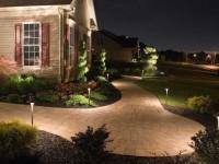 Освещение участка — правила выбора осветительных приборов и элементов. Ландшафтный светодизайн и его особенности