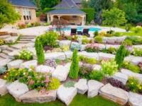 Рокарий — пошаговое описание выбора дизайна и особенности применения в саду и на участке (145 фото)