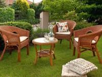 Садовая мебель — лучшие модели, советы по выбору и варианты расположения (155 фото и видео)