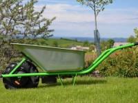 Садовая тачка — какой она должна быть и советы по выбору качественного садового инструмента (140 фото)