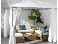 Шатер для дачи: 110 фото вариантов шатров и особенности их применения в ландшафтном дизайне