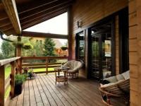 Терраса к дому: красивая пристройка и особенности ее применения в ландшафтном дизайне (155 фото)