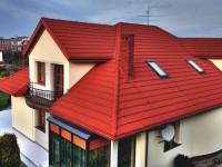 Крыша из металлочерепицы: ТОП-130 фото вариантов и видов. Преимущества и недостатки крыши из металлочерепицы. Советы по этапам монтажа своими руками