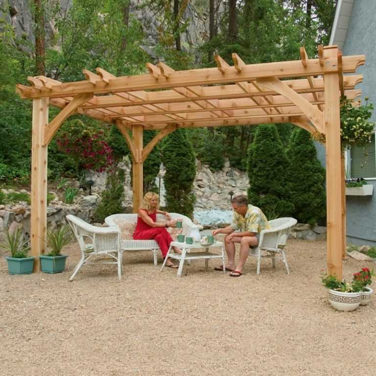 What is a pergola used for metabo extractor